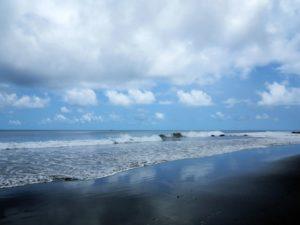 Sao Tomè, praia de Boca Bela    (2016)    (foto Giorgio Pagano)