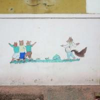 Roça di Ponta Figo,la scuola