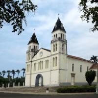 Sao Tomè,Cattedrale di Nostra Signora della Grazia